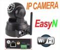 Câmera Ip Wifi EasyN S63 Preta Original