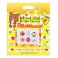 Elegante Home botão adesivo para iPhone/iPad (6-peça Pack)