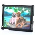 3D Shar Pei imagem padrão PC voltar caso protetor para iPad 2