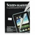 Matte fosco protetor de tela protetor de película de proteção com pano de limpeza para o novo iPad