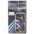 LCD Screen Protector de espelho com um pano de limpeza para iPhone 4