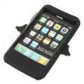 Anjo estilo Silicone Case para iPhone 3G/3GS (preto)