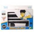 Grande 4-seção Disassemblable Billizards Pool Cue Controlador para Wii (82,5 cm)