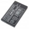 3.7 v 800mAh Kit de bateria de lítio de substituição com chave de fenda para NDS/GBA SP