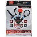 12-em-1 Sport Pack para PS3 Move Motion Control Jogos de desporto