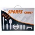 12-em-1 família Sports Pack para Wii