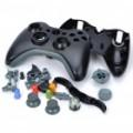 Caso de habitação de substituição completo para Xbox 360 Wired Controlador - White