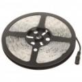 27W 1800LM 6500K 150-5050 SMD LED branco luz tira c / adaptador de energia CA (5 M-comprimento/DC 12V)