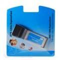 2 Portas IEEE 1394a Firewire porta expansão ExpressCard