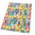 Bob Esponja SquarePants amarelo leve lanterna + caneta Laser vermelha - cores sortida (18-peça Pack)