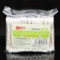 Descartável dupla-ponta papel algodão cotonetes (200-Pack)