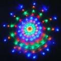 1Mm * 1mm 120-LED multicolorido fita Natal/ornamentais líquido luzes (110V AC)