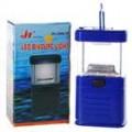 11-LED branco luz Camping e jardim lanterna - azul (3 * AA)