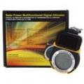 Solar Powered bússola Digital altímetro, barómetro + termômetro