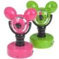 Bonito Audio Baby Monitor com luz de LED/Multi-cores Rádio FM (4 * AAA)
