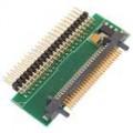 1,8 polegadas para IDE conversor de unidade de disco rígido de 2,5 polegadas