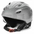 Esportes ao ar livre, esqui capacete - cinza (tamanho-L)