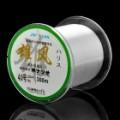 0,323 mm 300m resina pesca de linha / Thread - branco (# 4)