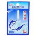 Brilho no escuro intermitente Lightsticks para pesca - pequeno (2-Pack)