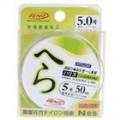 0.371 mm 50m abrasão resistência resina filamento pesca linha/segmento (# 5)