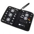 17-em-1 viagem fácil USB Hub Mini Mouse/rede RJ45/Firewire 1394/Headset cabo Pack