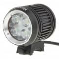 Definir MagicShine MJ-872 impermeável 4-CREE XP-G 4-modo 1600-lúmen LED Bike Light com bateria