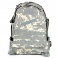 Ao ar livre jogo War multi-função Nylon mochila saco de pano - camuflagem