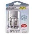 AC carregador para pilhas AA/AAA/9V (110 ~ 220V)