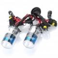 2 H4 35W lúmen 3200-Lumen branco luz Xenon HID faróis com conjunto de balastros (9 ~ 16V / par)