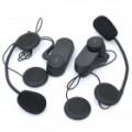 O estudo Interphone BT + Kit mãos livres Bluetooth para motos / capacete de esqui (par / 800 M-transmissão)