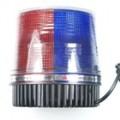 Xenon azul e vermelho aviso luz estroboscópica (12V isqueiro alimentado)